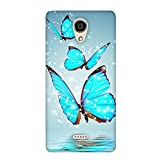 FASHEEN Premium Designer Soft Case Back Cover for Micromax Canvas Unite 4 Q427