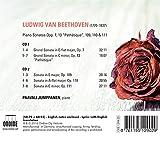 Beethoven: Piano Sonatas, Opp. 31