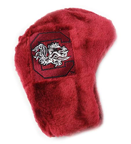 Quality Sports New South Carolina Gamecocks Vintage Fur Blade Putter Headcover