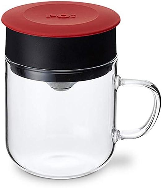 Po Selected Cafetera eléctrica Directamente en el Vaso con Filtro ...