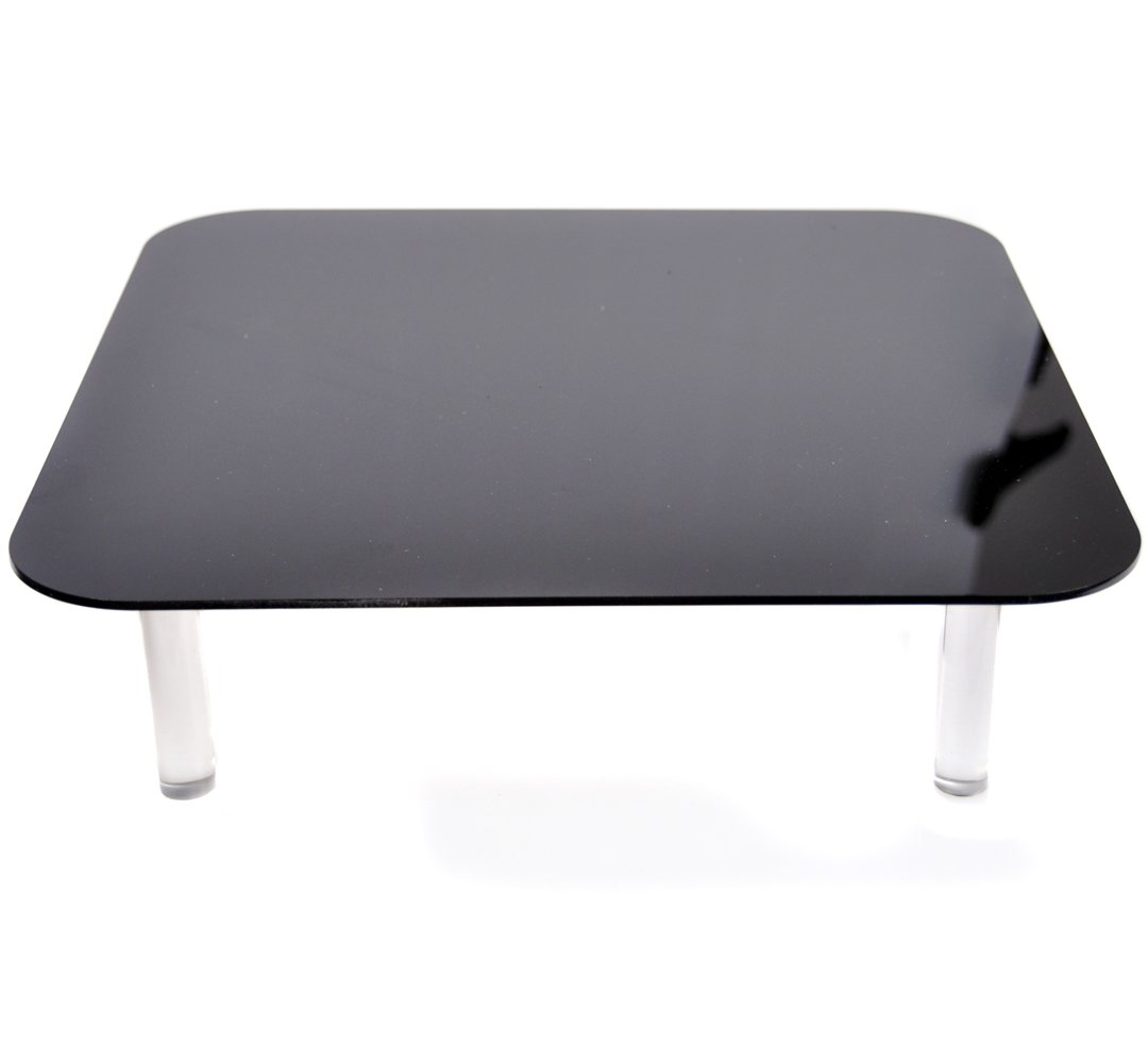 CowboyStudio Acrylic Black and White Magnetic Display Table for Product Photography (Ps-13) Yanyee International Inc.