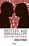 Writing and Personality, John K. DiTiberio and George Jensen, 1855755076
