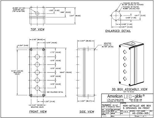 22mm-polycarbonate-enclosure-light-gray-5-hole