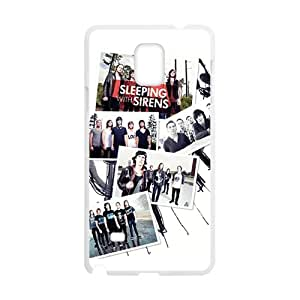 Hope-Store Sleeping With Sirens Fashion Comstom Plastic case cover For Samsung Galaxy Note4