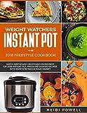 Weight Watchers Instant Pot 2018 Freestyle Cookbook