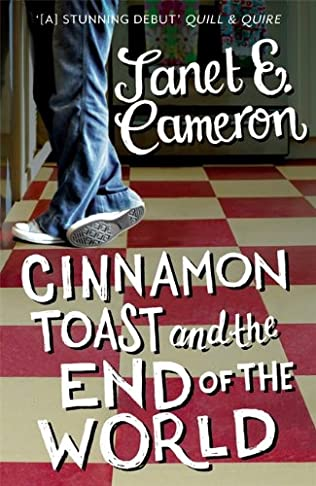 book cover of Cinnamon Toast and the End of the World