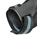 Men Women Adults Knee Elbow Wrist Braces Pads Set