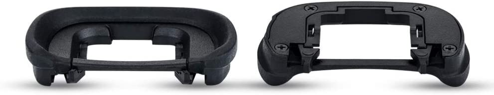 Blizim 3 PCS Replacement FDA-EP18 Eyecup Viewfinder Compatible for Sony Alpha