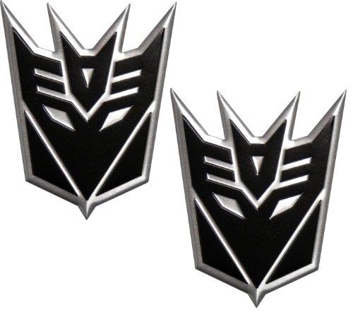black decepticon car emblem - 5
