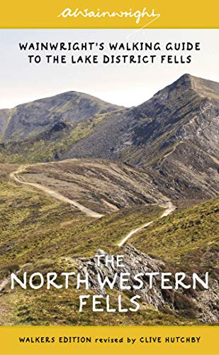 Wainwright's Illustrated Walking Guide to the Lake District Book 6: The North Western Fells
