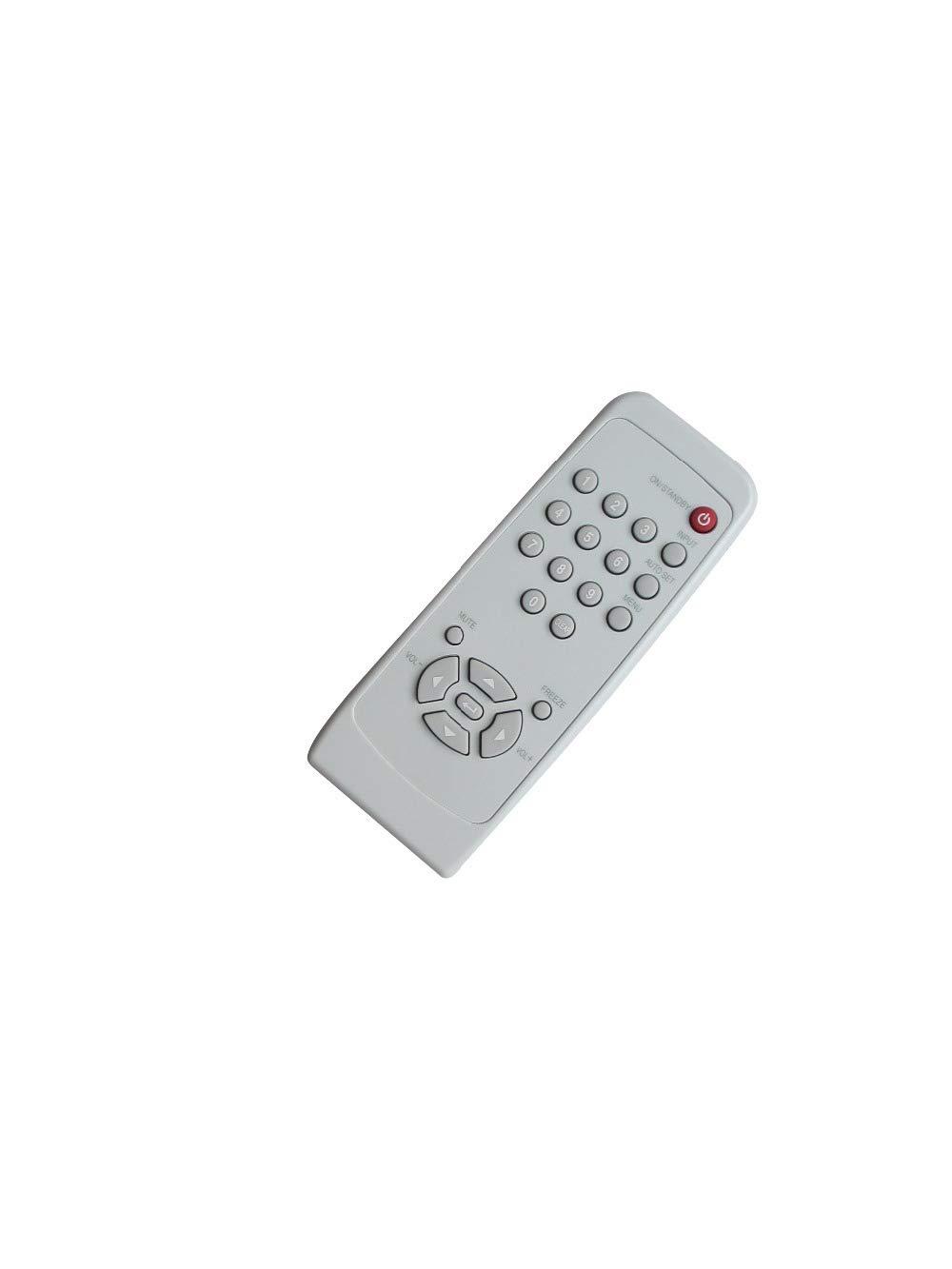 Calvas Remote Control For Toshiba TDP-TW300U TDP-XP2U TDP-TW350U TDP-TW355U TDP-TW420U TDP-TW90AU TDP-TW90U TDP-XP1U 3LCD Projector by GIMAX