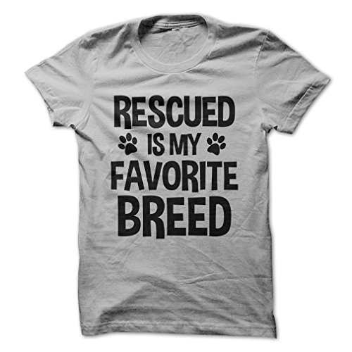 rescued-is-my-favorite-breed-t-shirt-sport-grey-2xl-funny-t-shirt-made-on-demand-in-usa