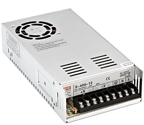 400W 36V Switch Power supply, DC power S-400-36 11A CNC Router Single Output Foaming Mill Cut Laser Engraver Plasma