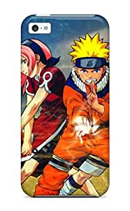 New Style Shock-dirt Proof Blackberry Narutos Case Cover For Iphone 5c