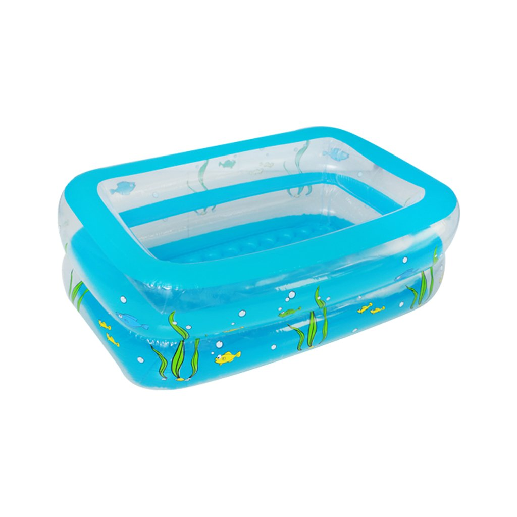 L130W90H40CM LIFE Plastic Folding Tub, Adult Inflatable Bathtub Thick Bathtub, Warm Thickened ( Size   L130W90H40CM )