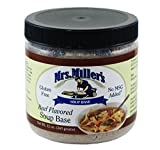 Mrs Miller's Homestyle Beef Soup Base 12 oz. (3 Jars)