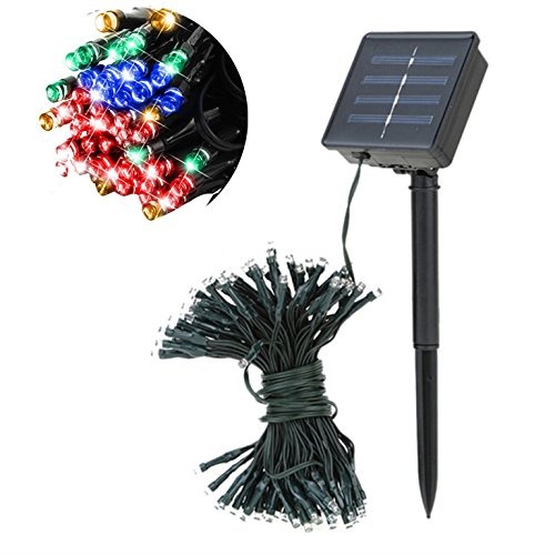 100 Led Solar Lights - 3