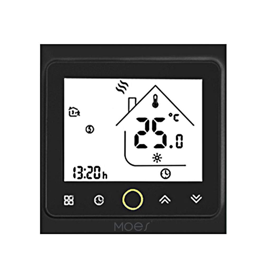 Decdeal Termostato WiFi per Caldaia a Gas/Acqua