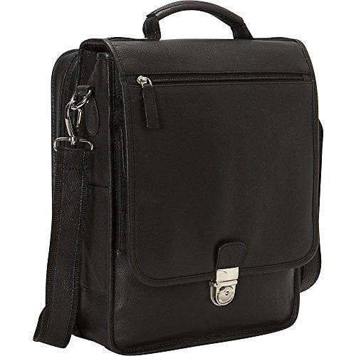 - Bellino The Reporter Briefcase (Black)
