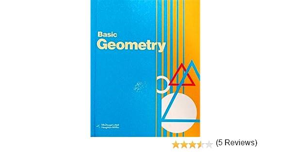 Amazon basic geometry 9780395501207 ray c jurgensen amazon basic geometry 9780395501207 ray c jurgensen richard g brown books fandeluxe Choice Image