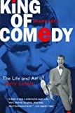 Front cover for the book King of Comedy: The Life and Art of Jerry Lewis by Shawn Levy