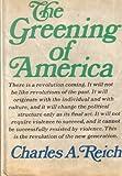 The Greening of America