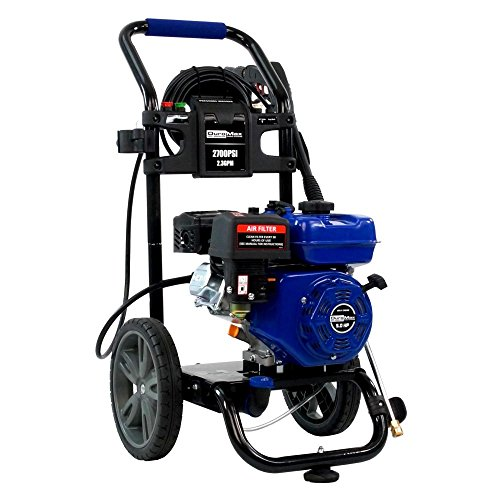 Duromax XP2700PWS Gas Engine Pressure Washer - 2700 PSI - 2.3 GPM - 5 HP