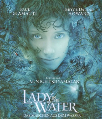 Lady in the Water - Das Mdchen aus dem Wasser [HD DVD] [Import allemand]