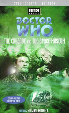 Doctor Who - The Crusade & The Space Museum [VHS]