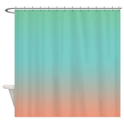 Amazon CafePress Pastel Sunset Shower Curtain Decorative Fabric