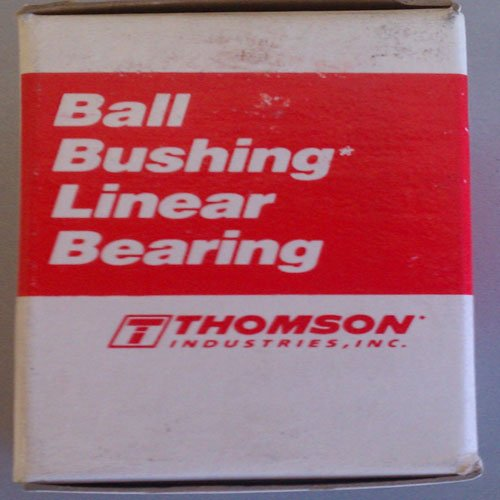 Thomson SUPER8 Super Bushed Ball Bearing, 0.500