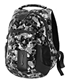 Ghostek NRGbag Series Computer Laptop Messenger Backpack Book Bag + Power Bank | Water Resistant | 7000mAh | Lightweight | Multipurpose | Laptops Up To 15.6"