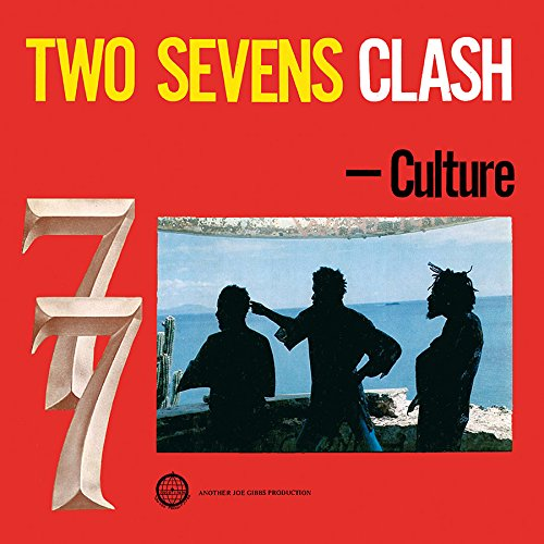 Album Art for Two Sevens Clash by Culture
