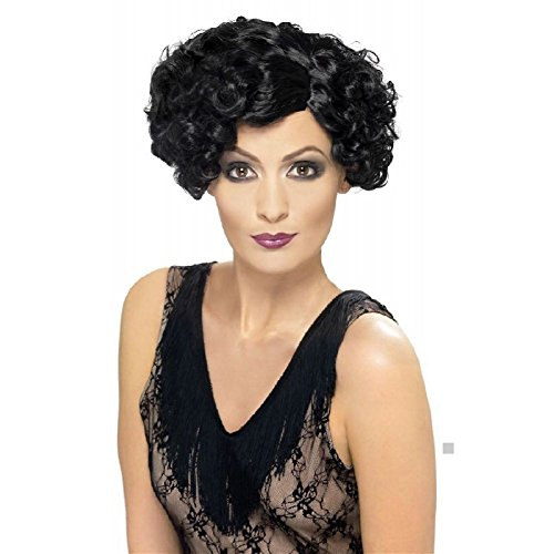 Adult Flapper Flirty Wig (20s Flapper Flirty Wig Costume Adult)