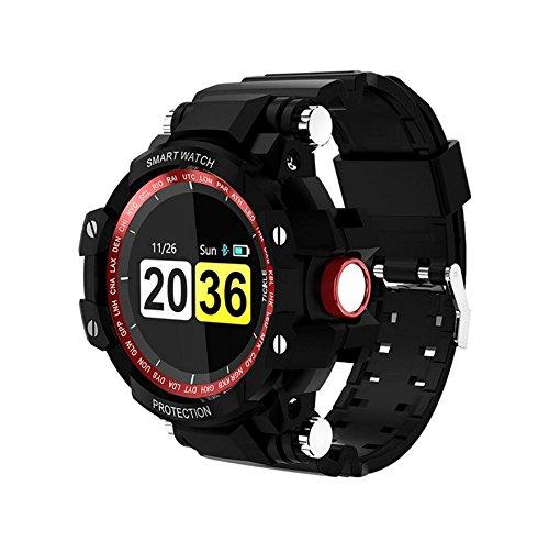 GW68 SmartWatch Pantalla táctil a Color Circular Bluetooth ...