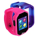 Kurio Watch 2.0+ The Ultimate Smartwatch Built for Kids with 2 Bands, Pink and Color Change For Sale