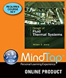 MindTap Engineering for Janna's Design of Fluid Thermal Systems, 4th Edition