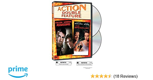 Amazon.com: Assassins/The Specialist: Sylvester Stallone ...