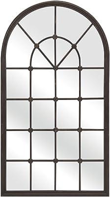 Palladian Floor Mirror