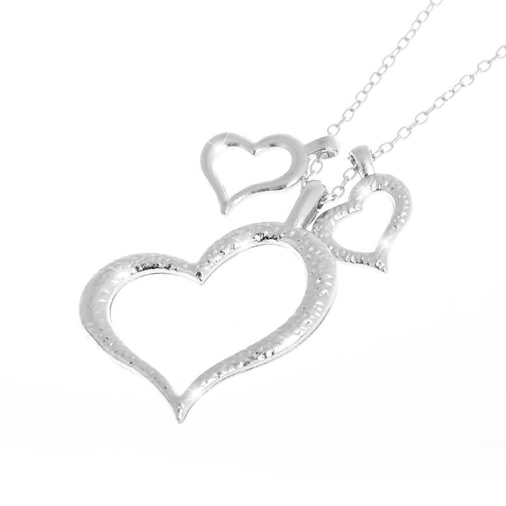 4445ce922 ☆This Stunning \'Trio Of Hearts