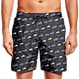 Xaviyi Winify Men's Swim Trunks Beach Shorts Swim