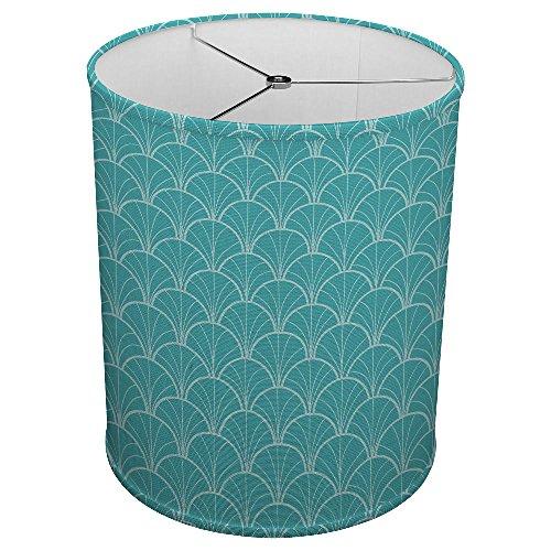 Hardback Linen Drum Cylinder Lamp Shade 8