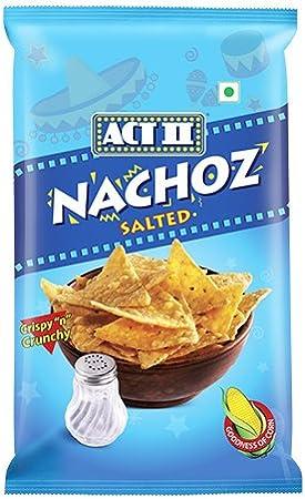 Act II Nachoz, Salted, 150g