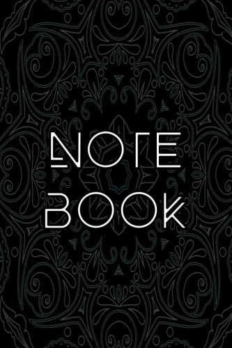 Notebook: Mandala Journal, Day Of The Dead - Compostion Book - Cornell Notes  - Black Mandala for $<!--$7.99-->