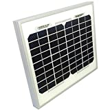 Best HQRP Charge Controllers - HQRP 6W 12 Volts Monocrystalline Solar Panel Review
