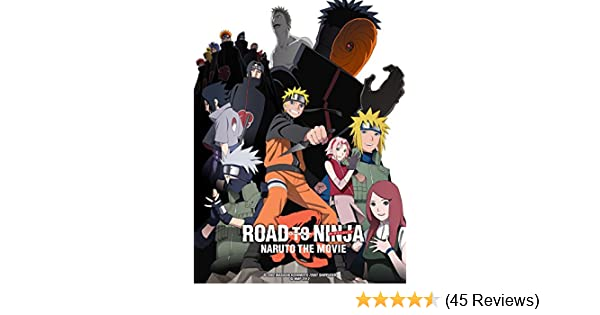 Amazon.com: ROAD TO NINJA -NARUTO THE MOVIE-: Hayato Date ...