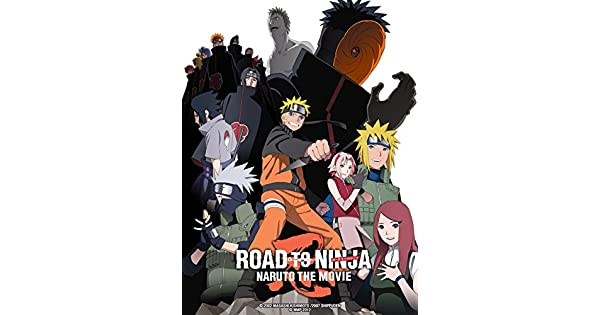 Amazon.com: ROAD TO NINJA -NARUTO THE MOVIE-: Emi Shinohara ...