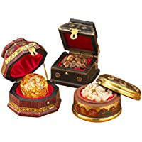 Three Kings 3 Box Deluxe Set Real Gold Frankincense and Myrrh