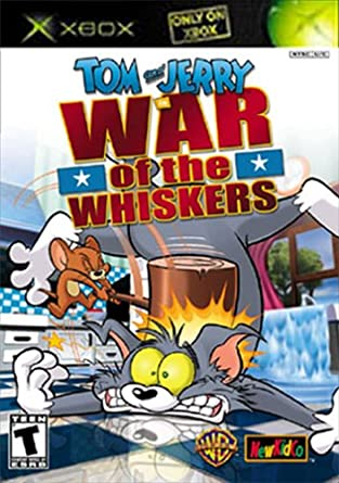 Amazon.com: Tom & Jerry War of the Whiskers: Video Games