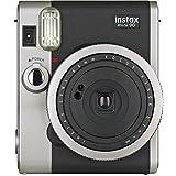 Fujifilm Instax Mini 90 - Neo Classic Instant Film Camera, Silver/Black